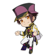 (2nd Anniversary Scout) Tsubaki Rindo SD Jump