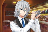 (Part-time Job Scout) Raku Wakaouji SR 3