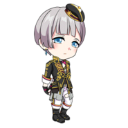 (2nd Anniversary Scout) Baber SD Pose
