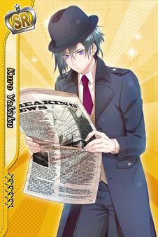 (Agent Scout) Kuro Yakaku SR