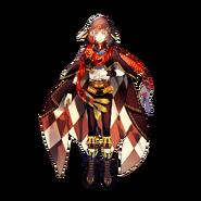 (Warlock Scout) Toya Honoki Fullbody