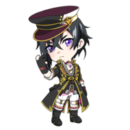 (2nd Anniversary Scout) Kuro Yakaku SD Pose