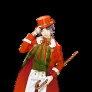 (X'mas 2016 Scout) Aoi Kakitsubata GR Transparent