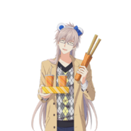 (Amusement Park Scout) Rabi SR Transparent