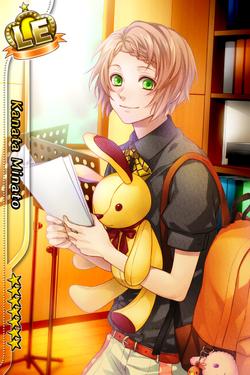(Summer-colored Happy Smile) Kanata Minato LE