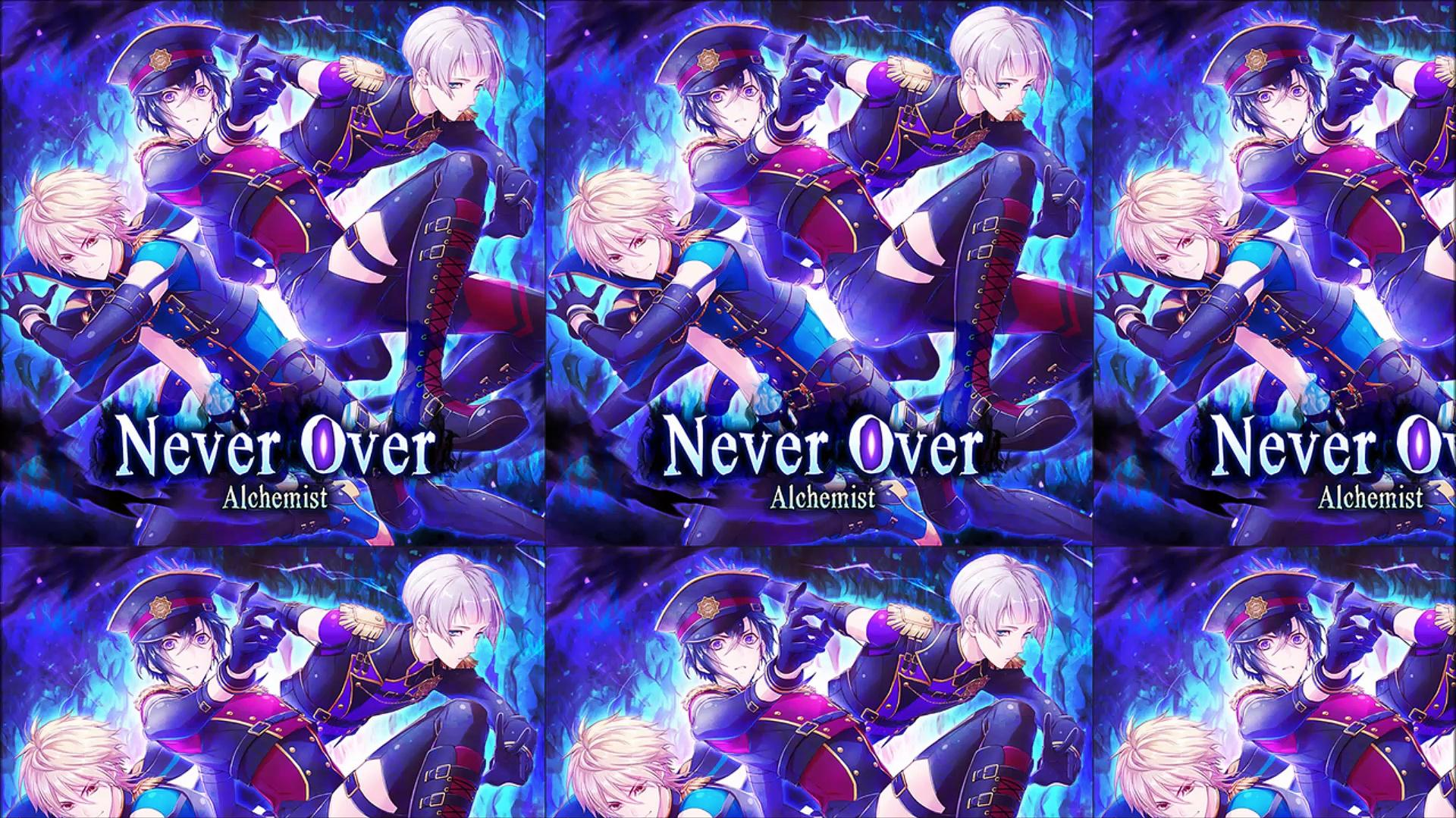 Alchemist - Never Over