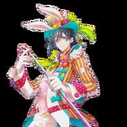 (Flower Viewing 2017 Scout) Kuro Yakaku GR Transparent