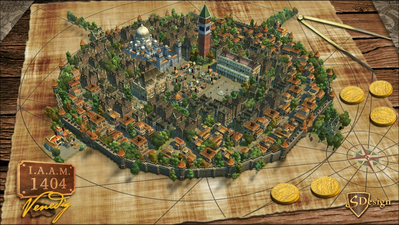 Anno Complete Edition PC Download includes game and all DLC