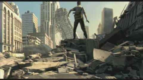 I Am Alive E3 2008 Trailer