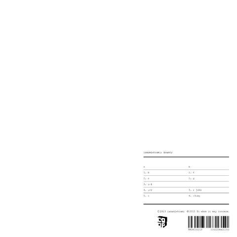 File:iamamiwhoami; bounty LP (5060236631350).jpg