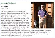Rick Troxell Memory