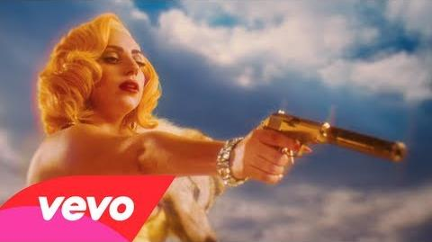 Lady Gaga - Machete Kills - Aura (Lyric Video)