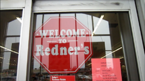 Redners sign