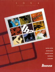1994 Europe catalog front-cover