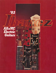1982 AR&MC catalog front-cover