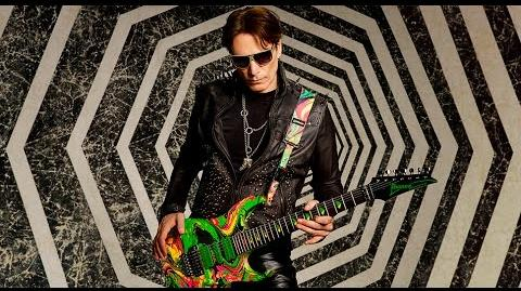 Steve Vai Describes Developing Dark Matter 2 Pickups with DiMarzio