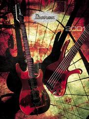2001 EU catalog cover
