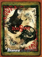 2008 Asia GIO catalog cover