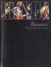 1978 Ibanez electric guitars front-cover