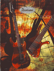 2001 USA catalog front-cover