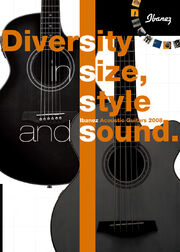 2008 Asia acoustics catalog front-cover