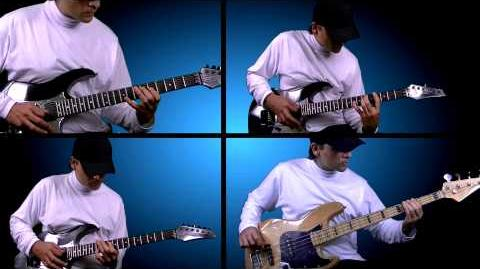 Cool Delay Guitar Effect Trick in Jazz Rock Musical Context-0