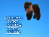 Cibby Cuz Love Doesn't Need Bodies ♥
