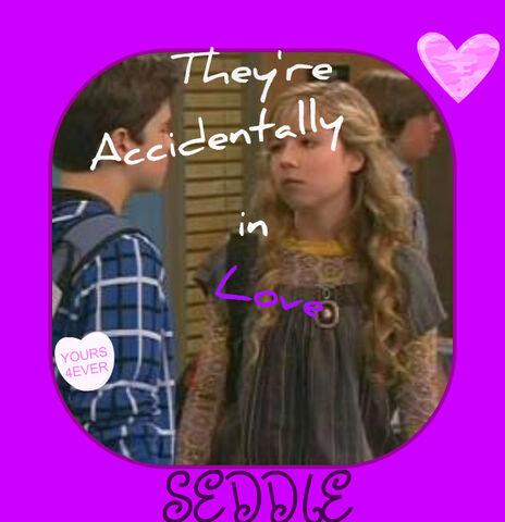 File:Seddie- Accidentally in Love.jpg
