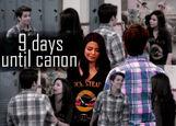 9 Days, by CreddieCupcake