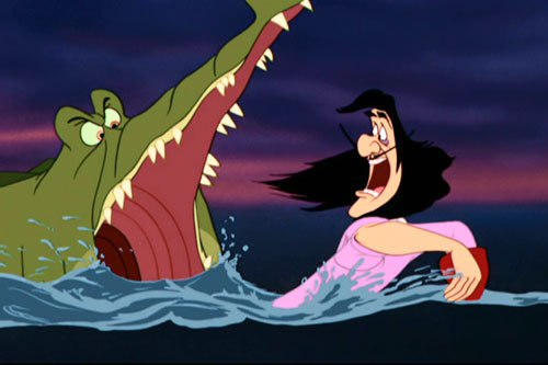 File:Alligator eating Captain Hook.jpg