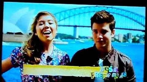Jennette and Nathan 'Best Frenemies' - iMight Switch Schools