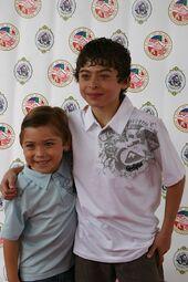 Raymond and Ryan Ochoa