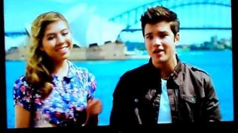 Jennette and Nathan 'Best Frenemies' - iThink They Kissed