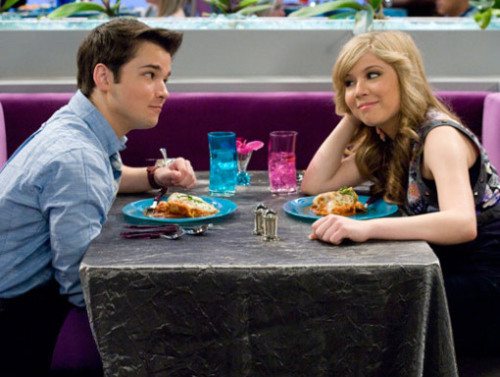 Sam Puckett/Carly Shay - Works