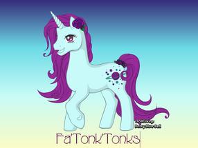 Sparky's Pony
