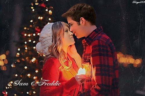 File:Love Sam & Feddie Fanart.jpg