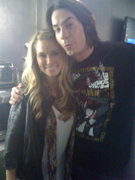 ICarly Nicole Taylor & Jerry Trainor
