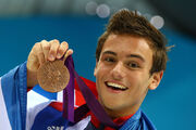 Tom daley bronze12