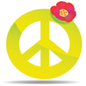 File:Flower on peace sign.jpg