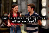 We're In Love, by CreddieCupcake