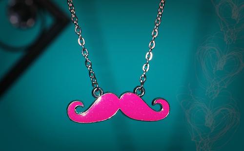 File:Pink mustache.jpg