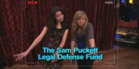 The Sam Puckett Legal Defense Fund
