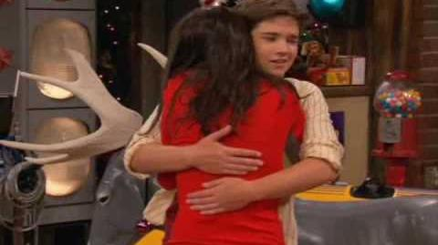 ICarly Creddie MV - You Belong With Me