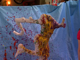 Splatter Man
