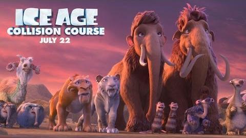 Ice Age Collision Course Saga clip