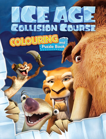 File:Ice Age- Collision Course Colour and Puzzel Book.jpeg