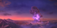 Geotopian Volcano