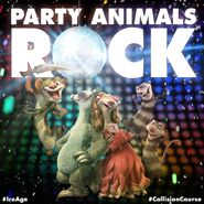 Collision course - party animals