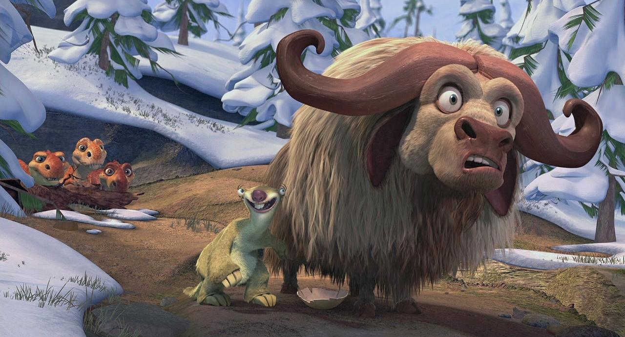 musk ox ice age wiki fandom powered by wikia