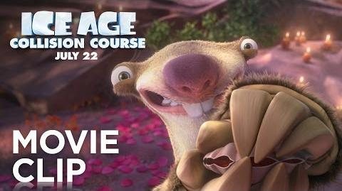 "Ice Age Collision Course ""Sid's Proposal"" Clip HD FOX Family"